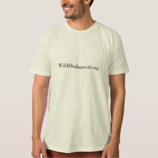 WildMadagascar.org Wildlife of Madagascar T-Shirt