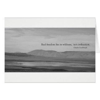 Wildness Card