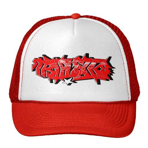 wildstyle del tommygun gorras de camionero