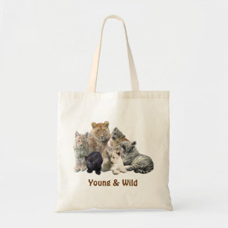 WildStyles - Young & Wild Tote Bag