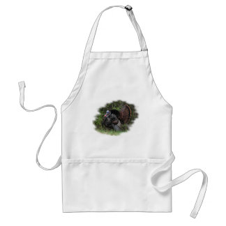 WildTurkey on the prowl Adult Apron
