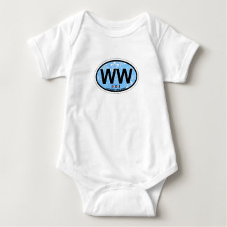 Wildwood. Body Para Bebé