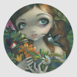 """Wildwood Bouquet"" Sticker"