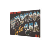 Wildwood-by-the-Sea, New Jersey 2 Canvas Print