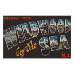 Wildwood-by-the-Sea, New Jersey 2 Poster