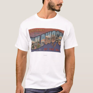 Wildwood-by-the-Sea, New Jersey 2 T-Shirt
