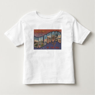 Wildwood-by-the-Sea, New Jersey 2 Toddler T-shirt