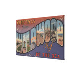 Wildwood-by-the-Sea, New Jersey Canvas Print