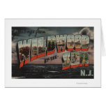 Wildwood-by-the-Sea, New Jersey Greeting Card