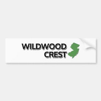 Wildwood Crest, New Jersey Bumper Sticker