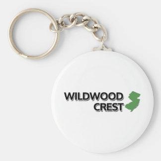 Wildwood Crest, New Jersey Keychain