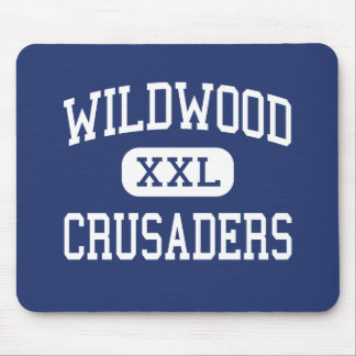 Wildwood - Crusaders - Catholic - Wildwood Mouse Pad