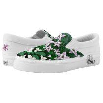 Wildwood Floral by Aleta Slip-On Sneakers