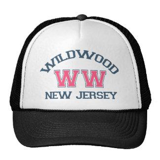 Wildwood. Gorra