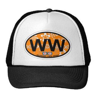 Wildwood. Mesh Hats