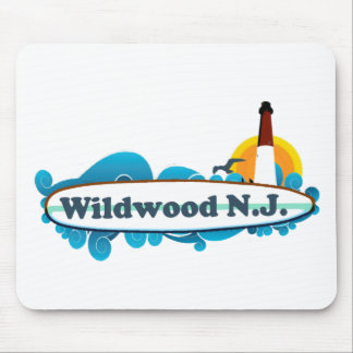 Wildwood. Mousepad