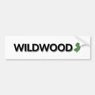 Wildwood, New Jersey Bumper Sticker