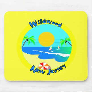 Wildwood, New Jersey Mouse Pad