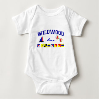 Wildwood, NJ Baby Bodysuit