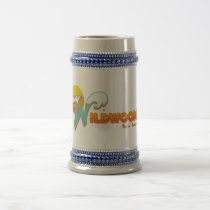 Wildwood NJ Beer Stein
