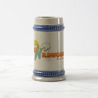 Wildwood NJ Beer Stein