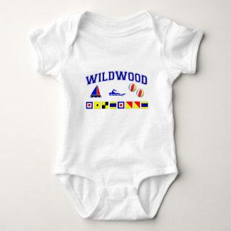 Wildwood, NJ Body Para Bebé