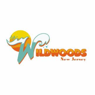 Wildwood NJ Fotoescultura Vertical