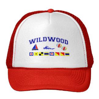 Wildwood, NJ Gorro De Camionero