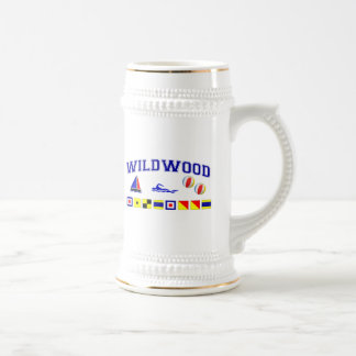 Wildwood NJ Tazas