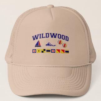 Wildwood, NJ Trucker Hat