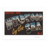 Wildwood-por--Mar, New Jersey 3 Postal