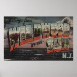 Wildwood-por--Mar, New Jersey 3 Posters