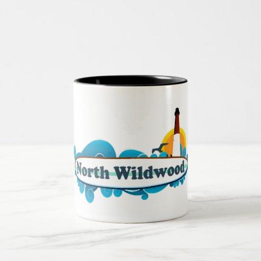 Wildwood. Tazas De Café