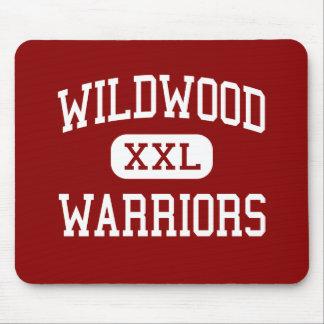 Wildwood - Warriors - High - Wildwood New Jersey Mouse Pads