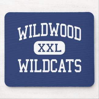 Wildwood - Wildcats - High - Wildwood Florida Mouse Pad