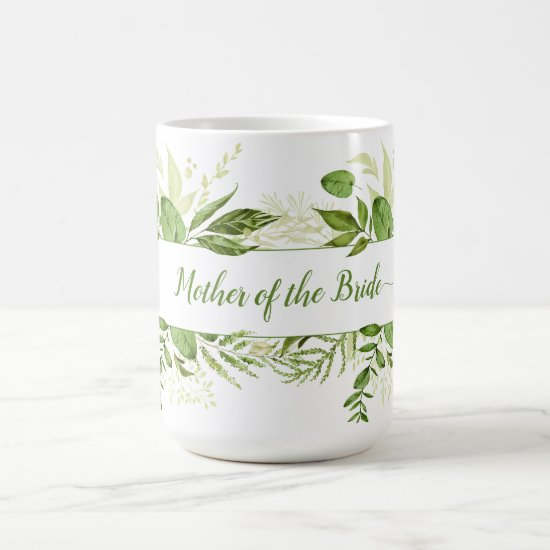Wildwoods Botanicals Mother of the Bride Mug