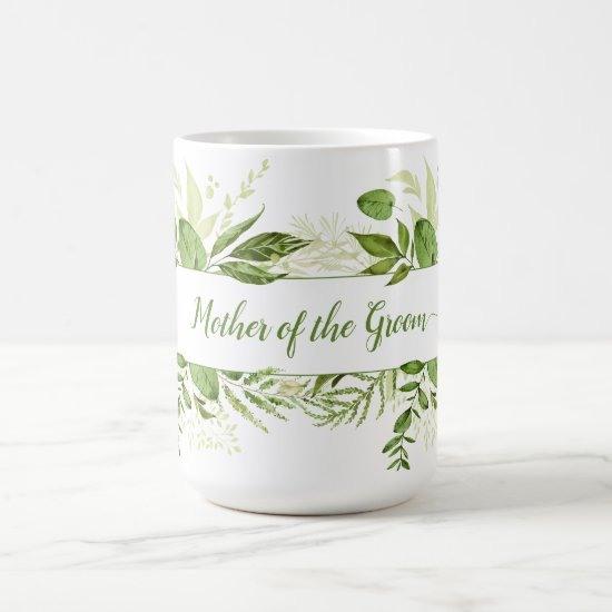 Wildwoods Botanicals Mother of the Groom Mug
