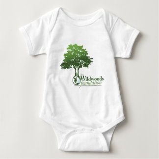 Wildwoods Foundation Logo Baby Bodysuit