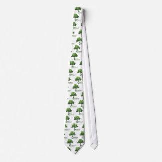 Wildwoods Foundation Logo Neck Tie