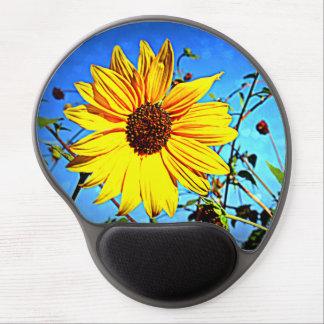 WildWyo Sunflower MousePad Gel Mouse Pad
