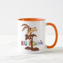 Wile Arms Crossed Mug