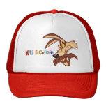 Wile Arms Crossed Trucker Hat