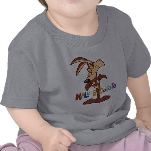 Wile Arms Crossed Tee Shirt