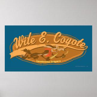 Wile Carnivorous Vulgaris Poster