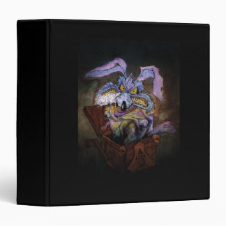Wile E Coyote A Loony in the Box Binder
