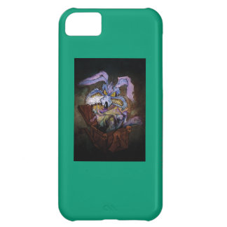 Wile E Coyote A Loony in the Box iPhone 5C Cases