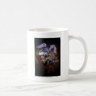 Wile E Coyote A Loony in the Box Coffee Mug