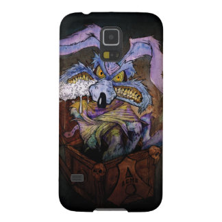 Wile E Coyote A Loony in the Box Galaxy S5 Cover