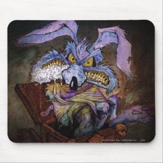 Wile E Coyote A Loony in the Box Mouse Pad