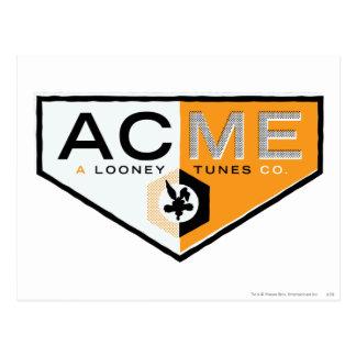 Wile E Coyote Acme 2 Postcard
